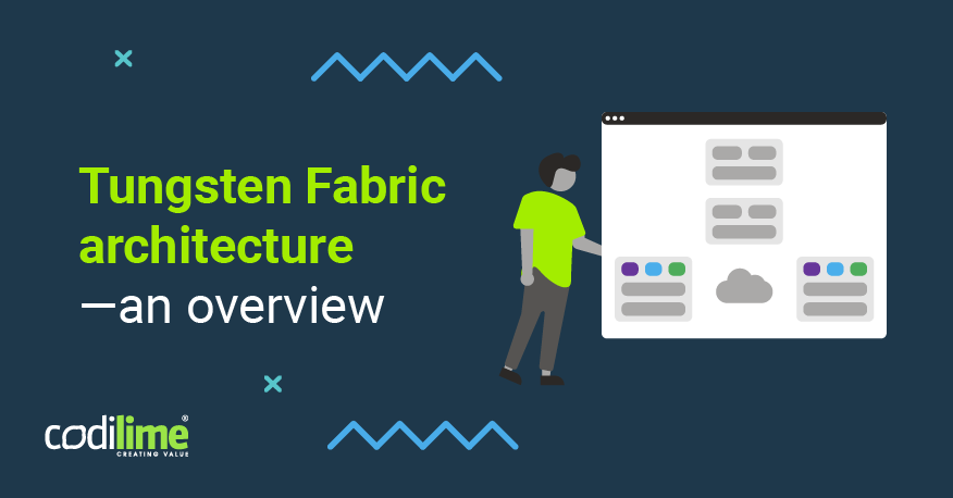 Tungsten Fabric architecture—an overview